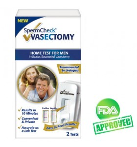 SpermCheck® Vasectomy Test - FDA Approved